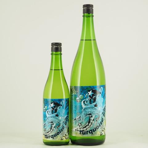 【日本酒】「北島タコイズブルー」入荷しました!