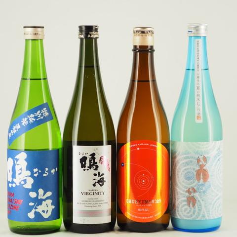 【日本酒】「鳴海」「美冨久」入荷しました!