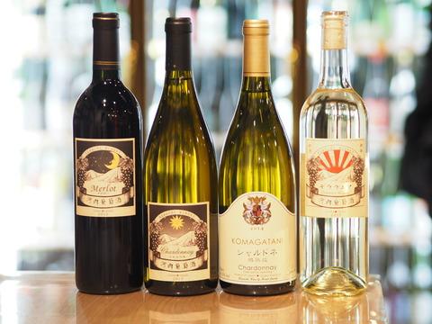 【日本ワイン】新規取り扱い 河内ワインのご案内です。