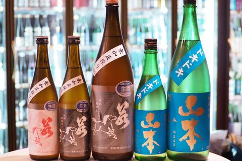 日本酒「若駒」「山本」 #日本酒 #若駒 #山本 #伊勢五本店