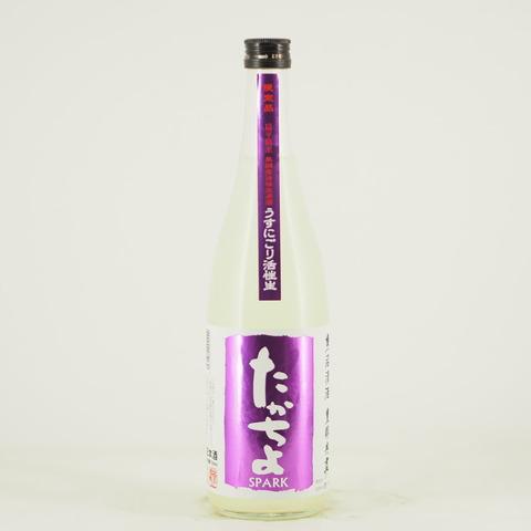 【日本酒】「たかちよ 無調整活性 うすにごり 紫」入荷致しました!
