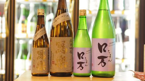 【日本酒】しもふり口万、寫樂なごしざけが入荷いたしました!