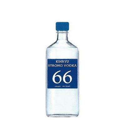 高濃度アルコール「KINRYU STRONG VODKA 66」が入荷いたしました!
