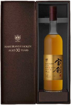 【新商品】マルスブランデー宝剣 1987 AGED30YEARS