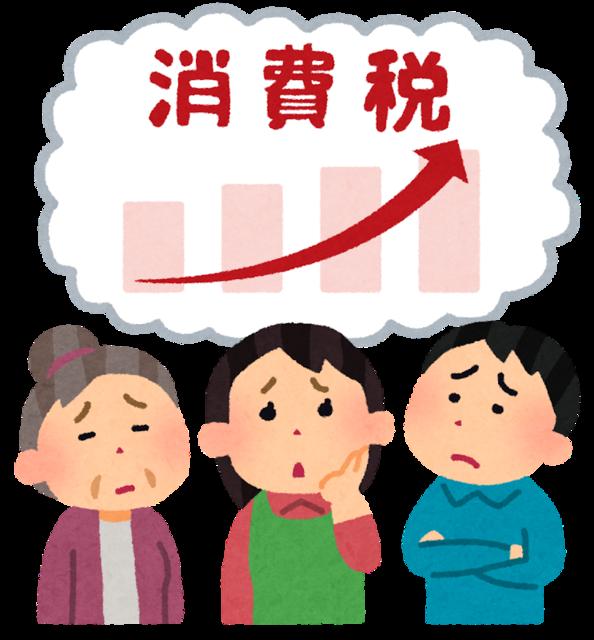 【悲報】消費税「次は17%に」 経済同友会が提言