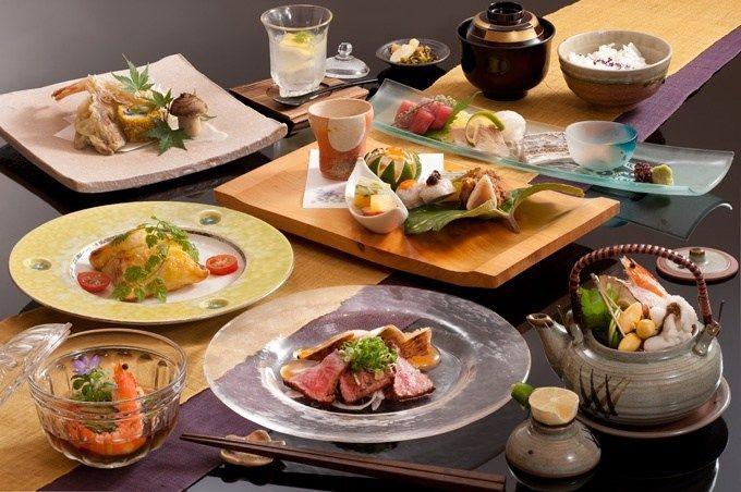 アメリカ料理「脂肪ドバー」日本料理「塩ドバー」
