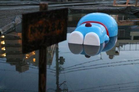 【東京】ヤバさしかない…「ドザえもん展」開催 著作権問題に切り込む内容 12月2日から