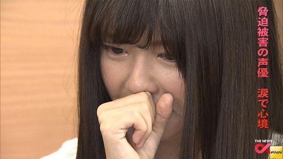 竹達彩奈さん、テレビでガチで泣いてしまう・・・