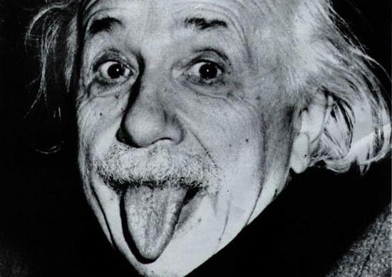 【悲報】アインシュタインの学生時代が完全にお前ら