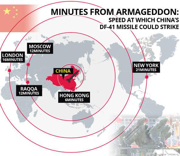 【国際】露政府、中国によるロシア国境付近でのミサイル展開に反応