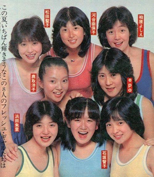 小泉今日子 山口百恵 中森明菜 松田聖子で一番凄かったのって誰なの?