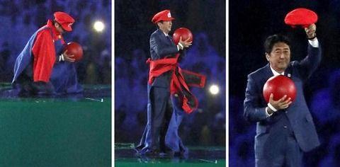 【リオ五輪】閉会式の演出で安倍晋三総理が「マリオ」に扮したキャラクターで登場した本当の理由が判明!土管演出の真の狙いとは?