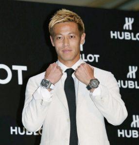 本田が来季の去就に言及「日本はない。それだけは言っておきます」
