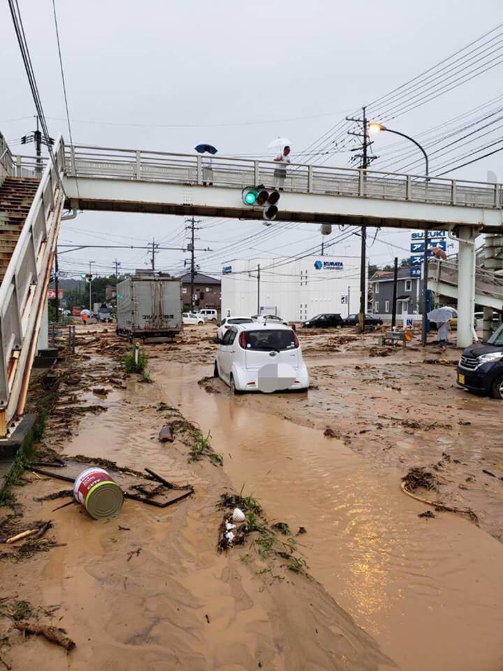 【朗報】俺の地元、豪雨を乗り越え無事復活wwwwwwwwww