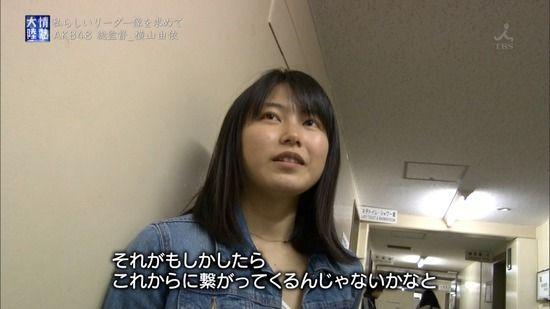 【情熱大陸】AKB48横山由依特集で晒されたSKE高柳明音のすっぴんが放送事故レベルだと話題・・・【画像あり】
