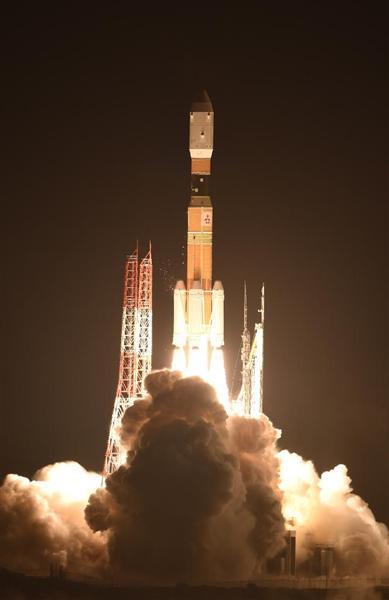 【宇宙】「こうのとり」打ち上げ成功 世界唯一、失敗ゼロの物資補給機 今回も日本の力示す