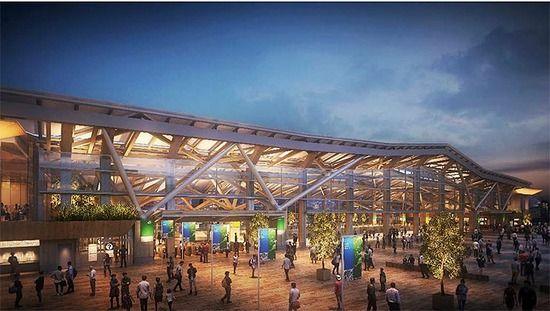 JR東日本の偉い人「山手線の新駅名、一位が高輪、二位が芝浦か…ちょっと地味だな…」