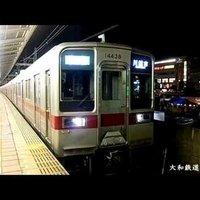 【東武東上線】ときわ台駅〜上板橋駅で人身事故「電車の周り駅員さんうろついてます。 轢いたくさい。」