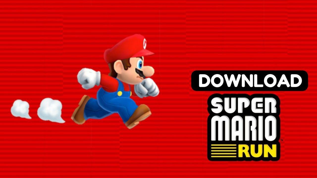 Android版「スーパーマリオ ラン」配信日決定! これでAndroidユーザーも遊ぶことができる