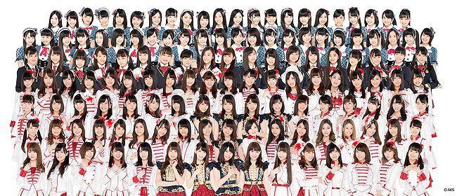10代がチャンネル変えたくなる有名人1位 AKB48wwwwwwwww
