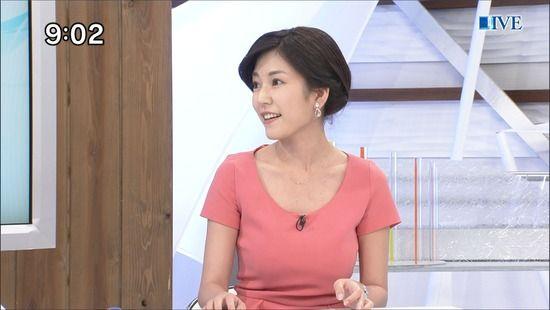 【画像】テレ東・西野志海アナのおっぱいに実況民が全く反応しなかった件!なんで??