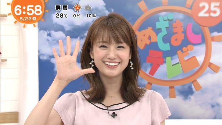 井上清華 めざましテレビ ザ・ドリームバイト! (2019年05月21日,22日放送 31枚)