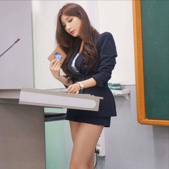 韓国で最もエッチな先生(画像)