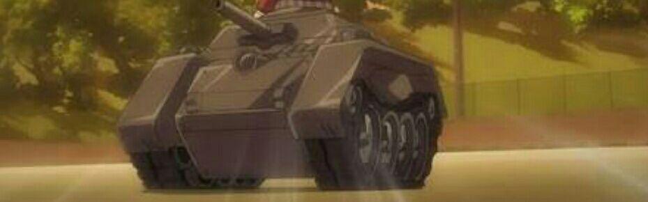 アニメの戦車貼っていくぞぉぉぉおおおおおおお!!