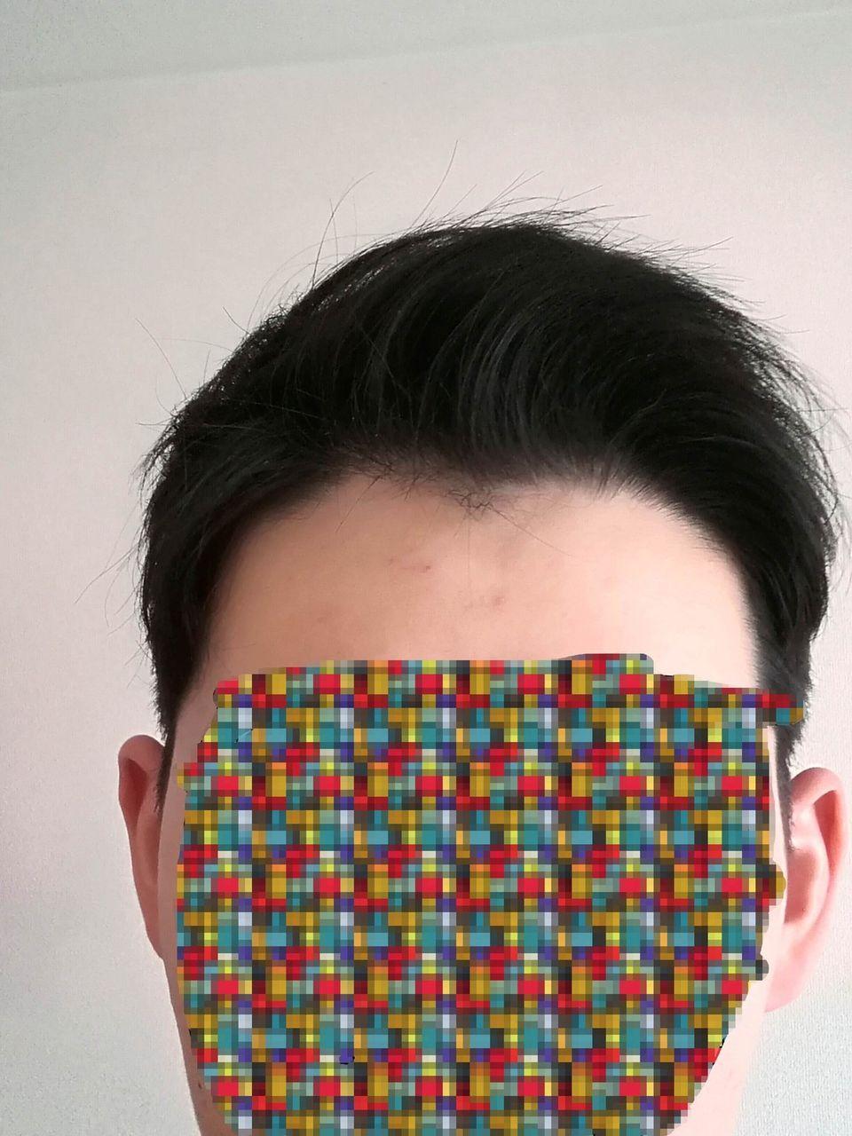 これからデートなワイの髪型評価してや(※画像あり)