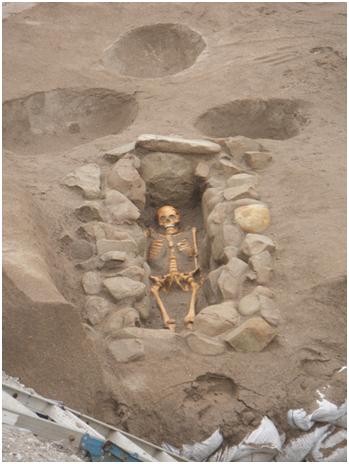 由比ヶ浜でほぼ完全な人骨出土 ← 完全すぎてワロタwwww