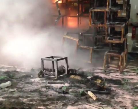 日本 工業 大学 火災