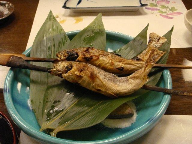 ついに長野県民が虫だけではなくイワナまで食べ始める