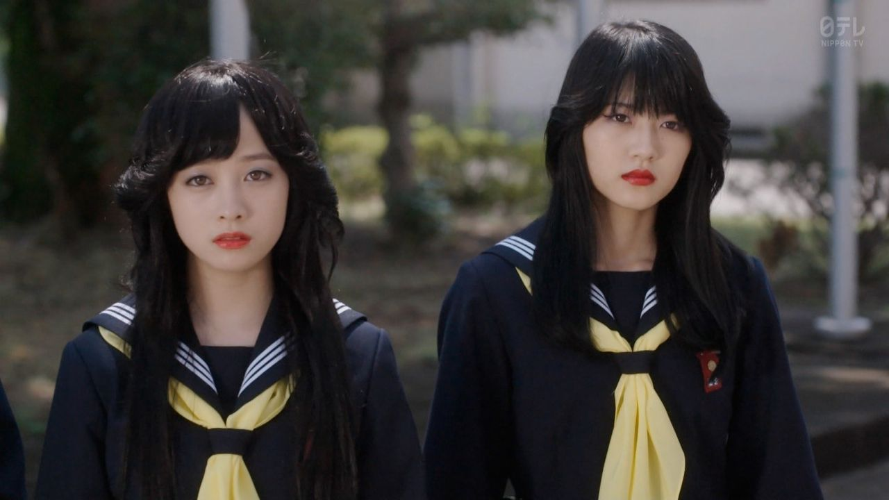 橋本環奈ちゃんのドラマ「今日から俺は!!」初回視聴率9.8%