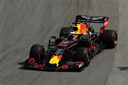 【F1ブラジルGP】ホンダがワンツーフィニッシュ!フェルスタッペン3勝目&ガスリー2位