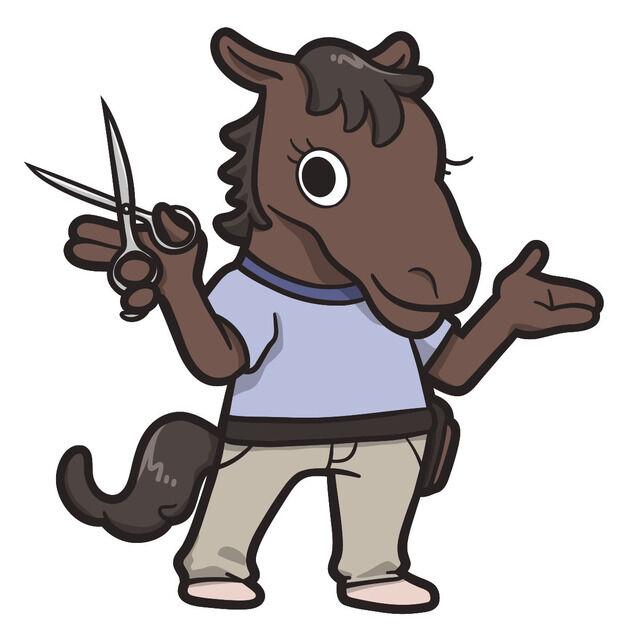 競走馬「親ガチャで大体決まります」漫画家「よーしこれを題材に漫画描こう!」→これ