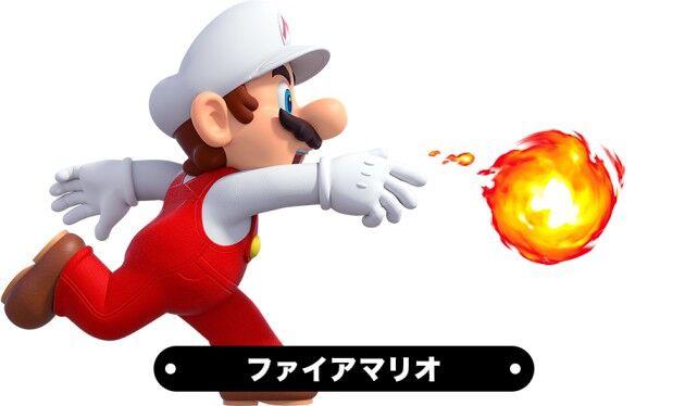 マリオのファイヤーボールってなんで水中でも燃えてるんだ?