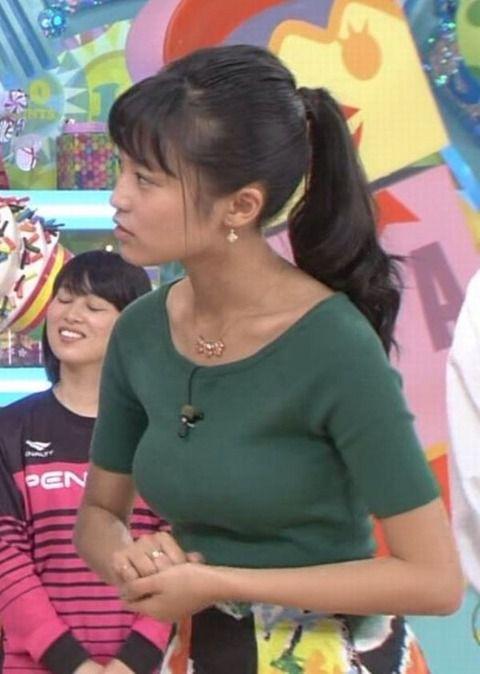 【神画像】小島瑠璃子ちゃんのドスケベエロエロボディがスゲーーーーーーーー