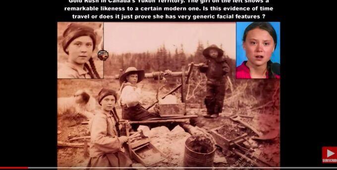 環境活動家のグレタさん、歴史改変のために送り込まれたタイムトラベラーだった