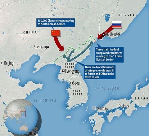 【速報】北朝鮮の現在がヤバい・・・「今この時間も発射待機状態にある」と報告・・・明日怖すぎる件・・