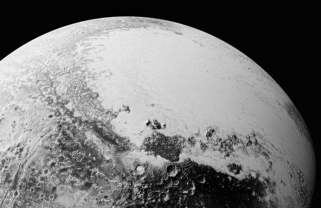 【宇宙】冥王星に近づいた者だけに許される世界・・・NASAがタイムラプス動画を公開