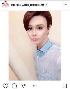 桑田真澄さん次男・Mattが激白「僕なりの美学をこの顔(パレット)に描いているだけ」