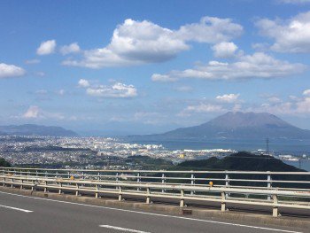 韋駄天ダン坊、鹿児島入りする 日本一周 治療の旅に出るでござる Vol68