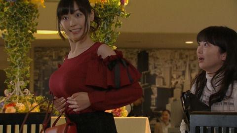 【神画像】まいんちゃんこと福原遥の現在の強烈ロケット胸アピールがスゲーーーーーーーー!!