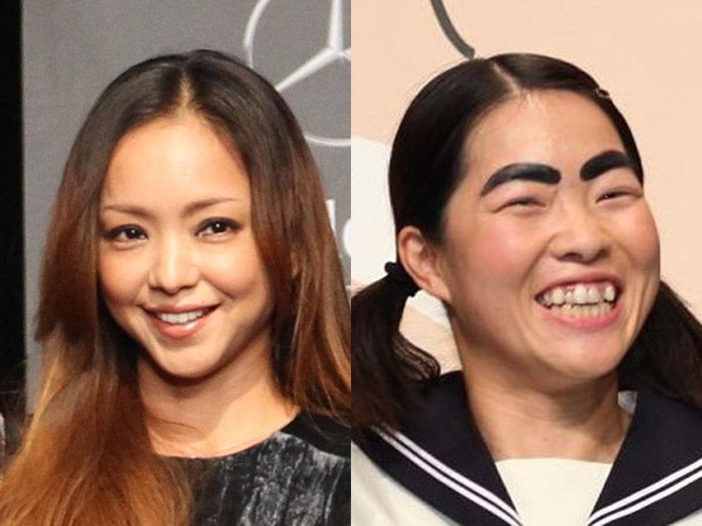 安室奈美恵登場の 「イッテQ」平均視聴率は21・5%