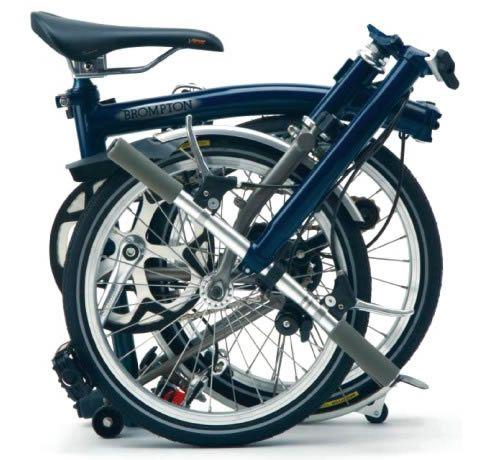 折り畳み自転車折り畳まなすぎてワロタwwww