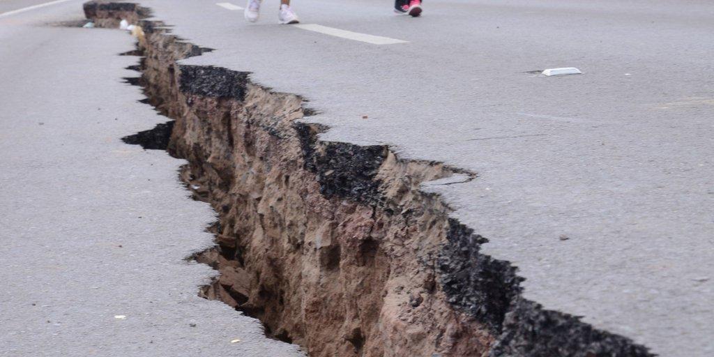 南海トラフ地震の予測震度ヤバすぎる・・・