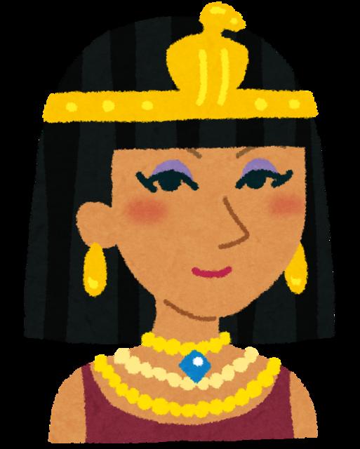 【美女】クレオパトラの血統表がマジキチ