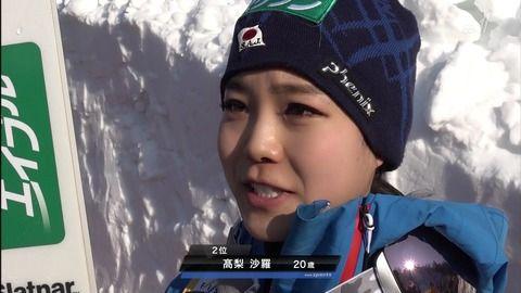 【スキージャンプW杯12戦】高梨沙羅が6試合ぶり復活!ルンビー(ノルウェー)を逆転!調子を取り戻せた(不調脱出)理由が判明・・・