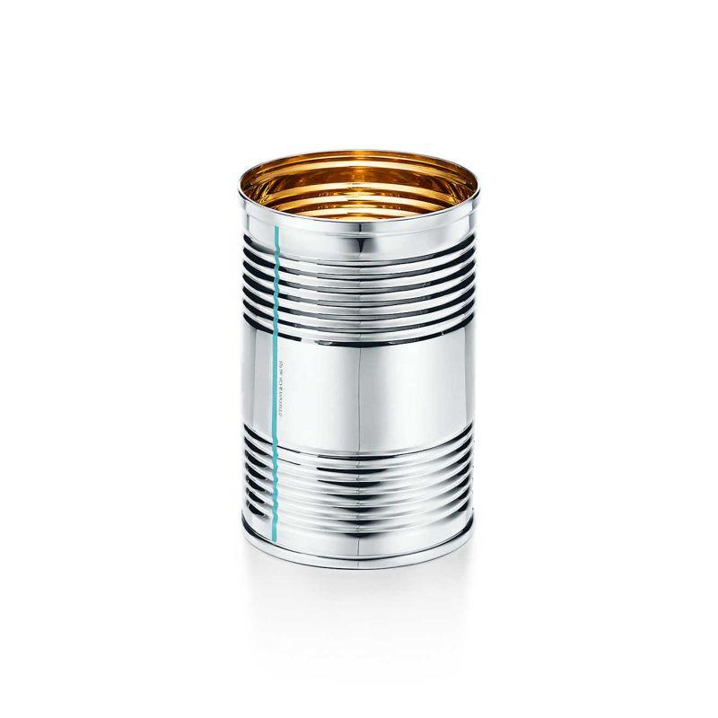 """有名ブランド """"ティファニー"""" 、「空き缶」を11万円で発売"""