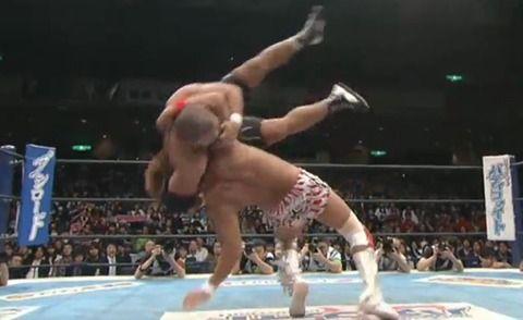 【6.11大阪城】内藤が裏投げ使うのをやめた理由wwwwwwwwww【プロレス2chまとめ】
